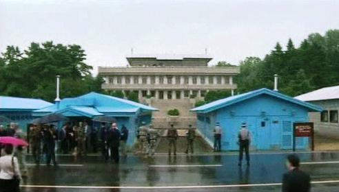Hranice mezi Korejemi