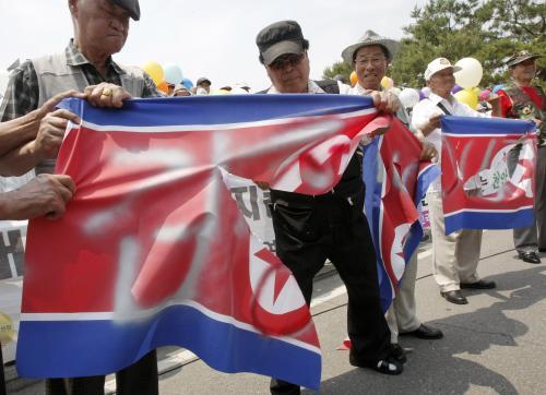 Jihokorejci si připomínají korejskou válku