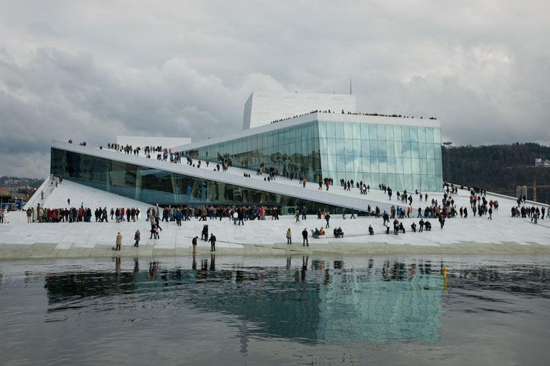 Norská národní opera a balet v Oslu
