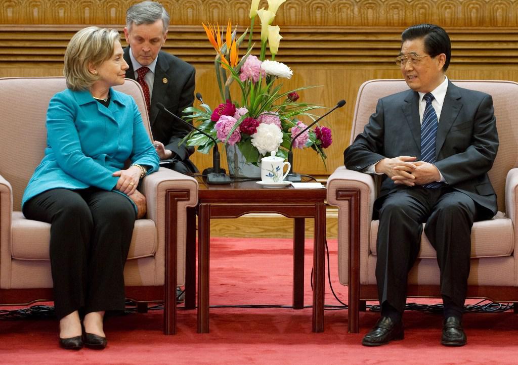 Jednání Číny a USA