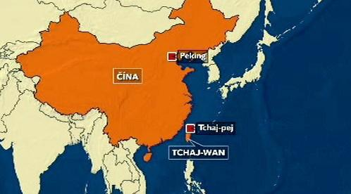 Čína a Tchaj-wan