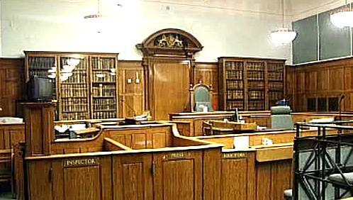 Britské soudnictví