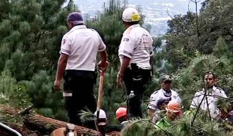Mexičtí záchranáři