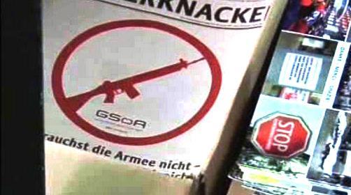 Švýcaři chtějí omezit přístup ke střelným zbraním