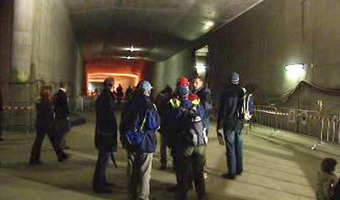 Den otevřených dveří tunelu Blanka