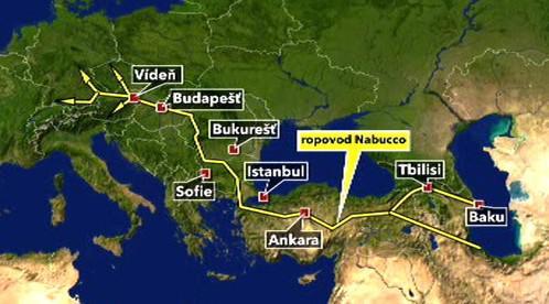 Plynovod Nabucco