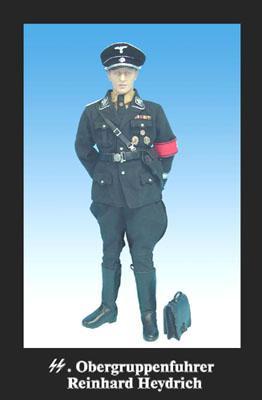 Figurka Reinharda Heydricha