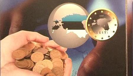 Euro v Estonsku