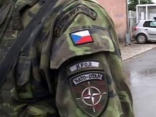 Česká mise KFOR