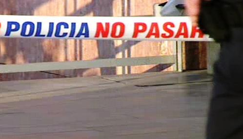 Španělská policie uzavřela prostor před budovou soudu v Málaze