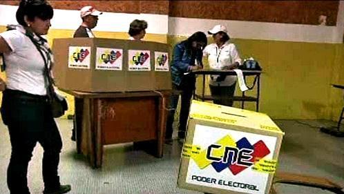 Volby ve Venzuele