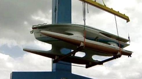 Solární loď