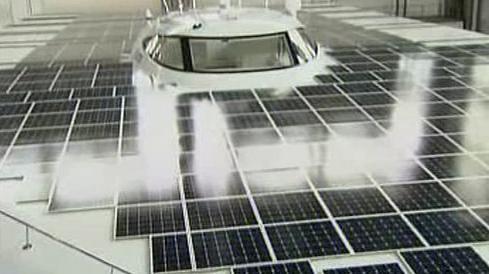 Největší solární plavidlo světa