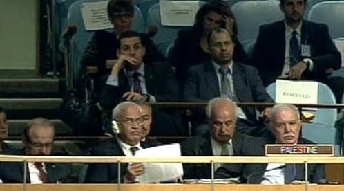 Delegace Palestiny