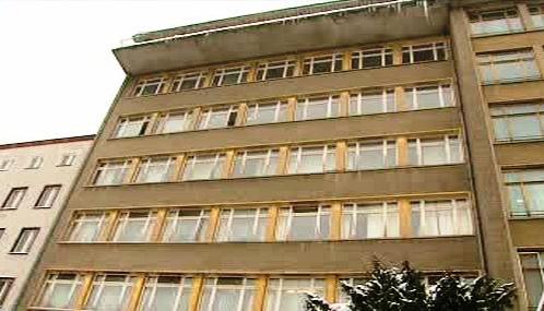 Bývalá censtrála Stasi