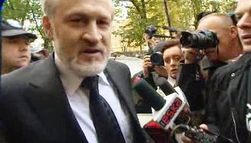 Zadržení Achmeda Zakajeva v Polsku