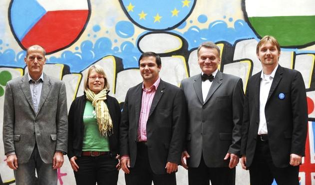 Účastníci diskuze o pražské dopravě