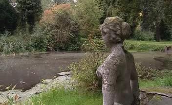Luftova zahrada v Plzni