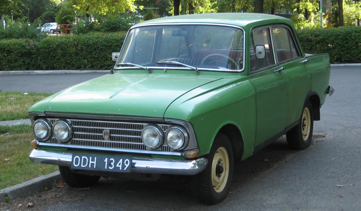 Moskvič 408