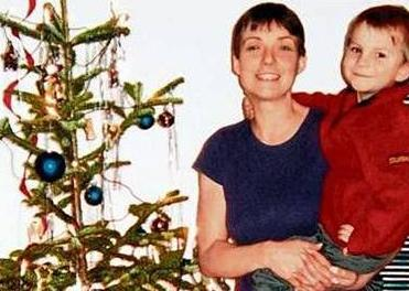 Sabine R. se svým synem