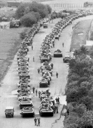 Puč v SSSR v roce 1991