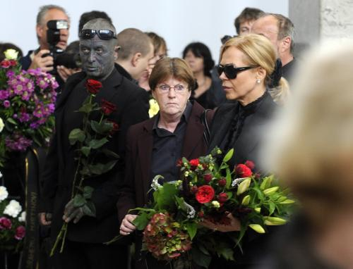 Poslední sbohem Martinu Štěpánkovi