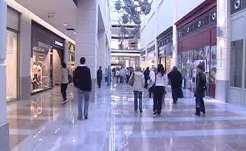 Nové obchodní centrum v Liberci