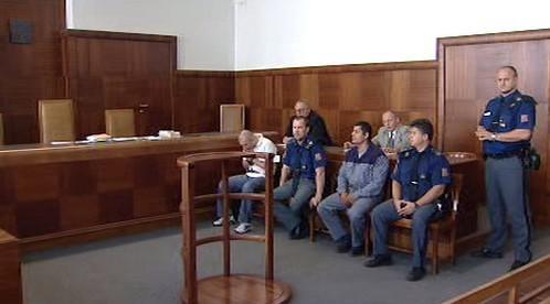Potočka a Vach u soudu