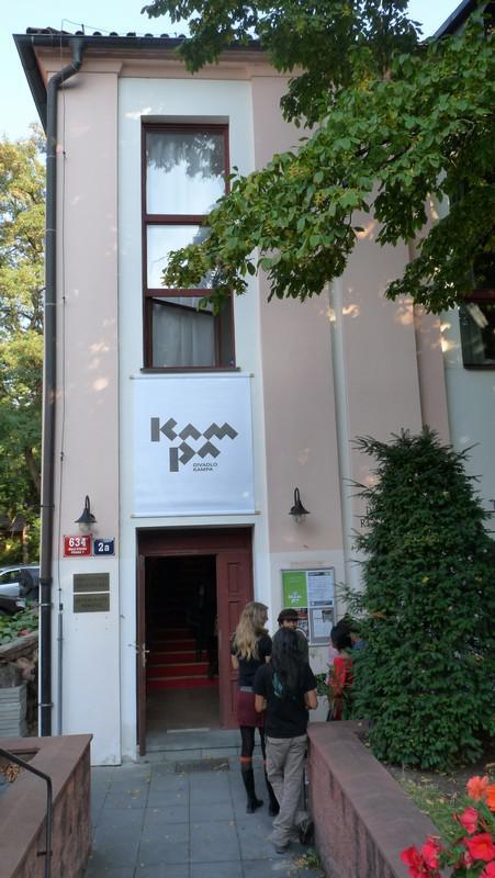 Divadlo Kampa