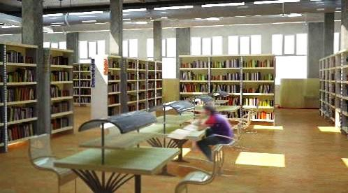 Projekt knihovny v Hradci Králové