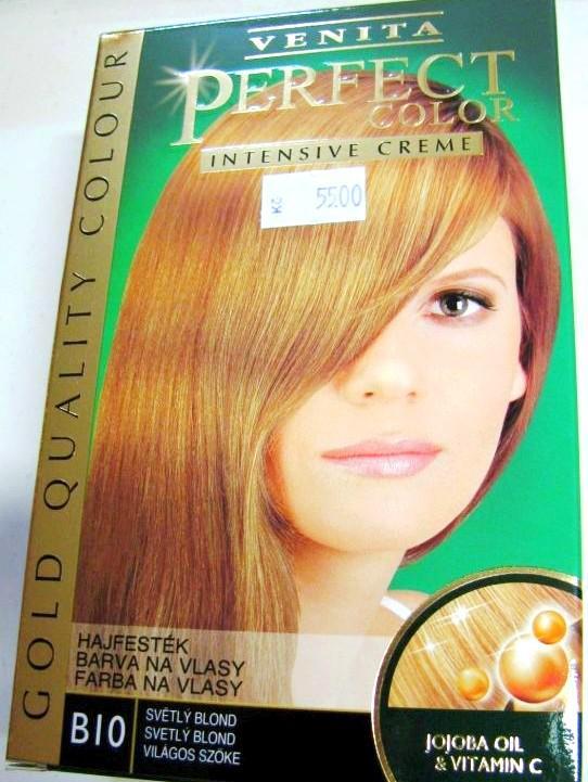 Nebezpečná barva na vlasy