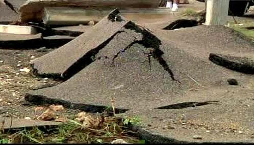 Následky hurikánu Igor v Kanadě