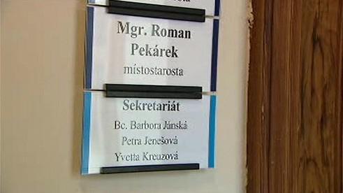 Kancelář Romana Pekárka