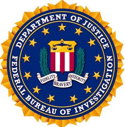 Znak americké FBI