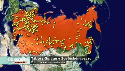 Tábory gulagu v SSSR