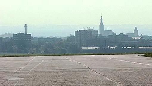 Letiště Všechov u Tábora