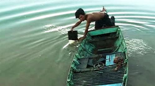 Voda v Kambodži