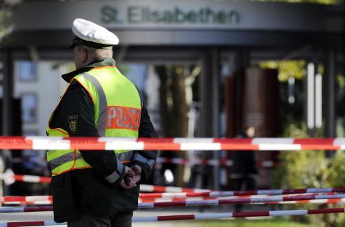 Vyšetřování v Lörrachu