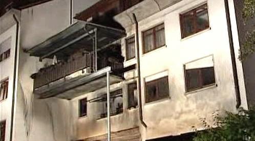 Výbuch v Lörrachu