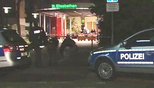 Vyšetřování útoku v Lörrachu