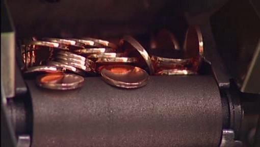 Ražba mincí