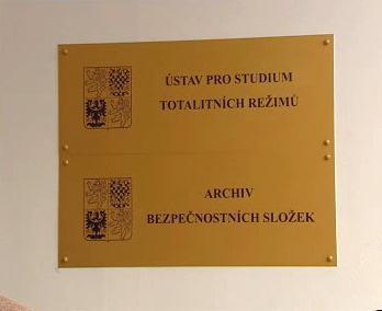 Archiv bezpečnostních složek