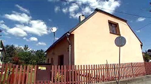 Současná podoba inkriminovaného domu