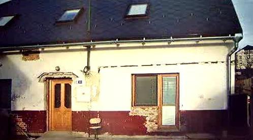 Rekonstrukce domu Adámkových