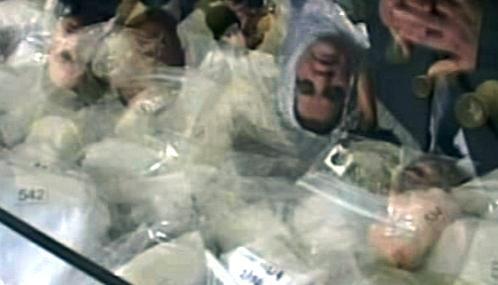 Artefakty vrácené do národního muzea v Bagdádu