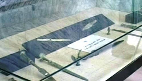 Irácké národní muzeum v Bagdádu