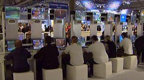Hráči počítačových her