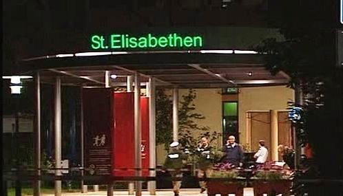 Vyšetřování útoku na klinice v Lörrachu