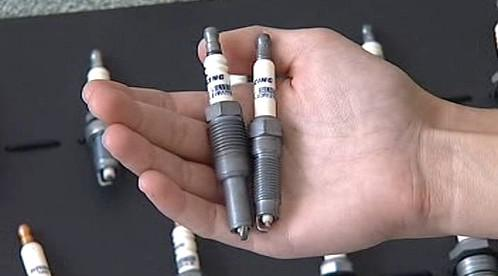 Motorové svíčky