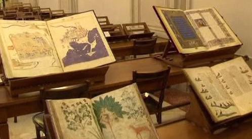 Knihy ve Vatikánu